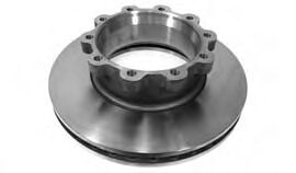 Scania Brake Disc Vented 1402272 / 1852817