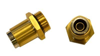 Straight Stud Adaptor Various Sizes - O'Donnell Comercials truck and trailer parts Ireland