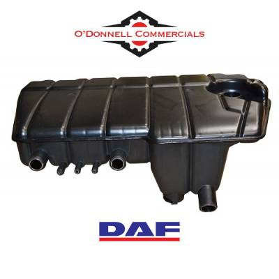 DAF XF Expansion Tank 1626237 with caps