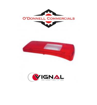 Iveco Stralis LED 9108261100 Tail Lamp Lens Right Hand