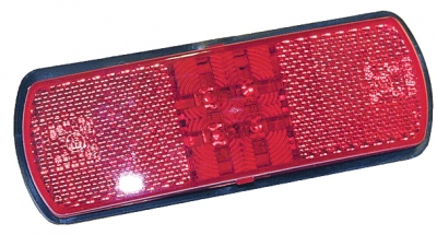 Led Side Marker Lamp (116 x 38mm) Wired - O'Donnell Comercials truck and trailer parts Ireland