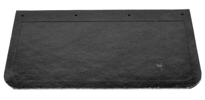 Rubber Mudflaps 3 Sizes - O'Donnell Comercials truck and trailer parts Ireland