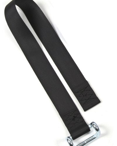Euro Buckle Bottom Strap With Hook (48mm) - O'Donnell Comercials truck accessories Ireland