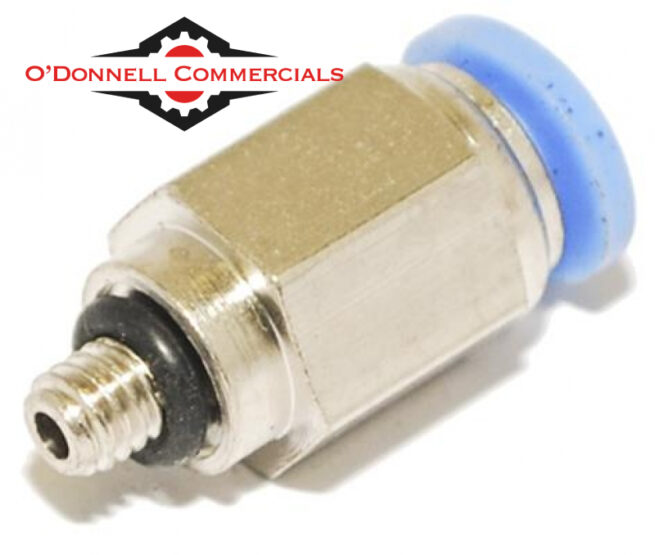 Air Fitting Stud 1/8'' 6mm Connector
