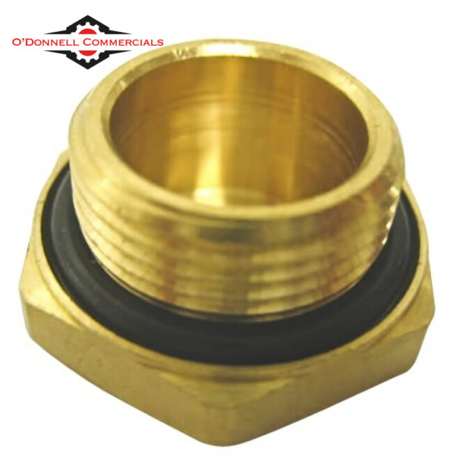 Blanking Plug M22 1.5mm