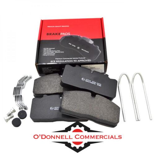 Brake Pads WVA29088/29090/29285 Set