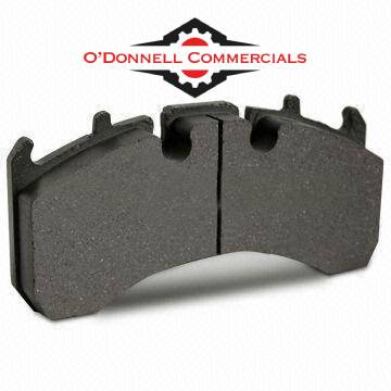 Brake Pads WVA29177/WVA29169 (DON)