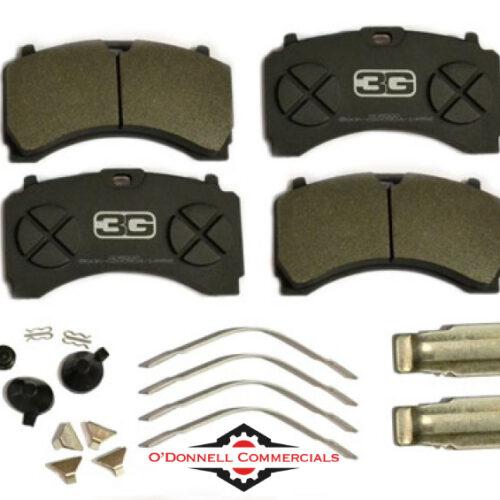 Brake Pads WVA29244 Set