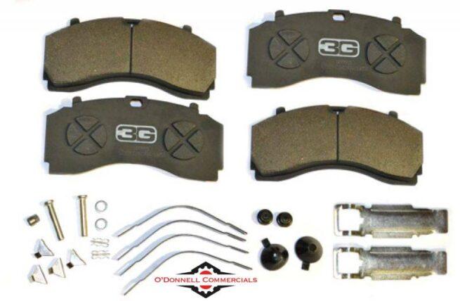 Brake Pads WVA29246 Set