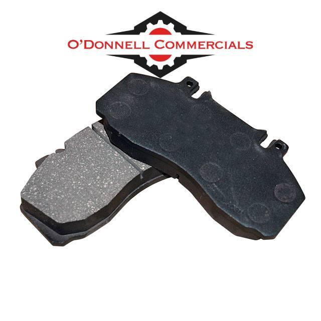 Brake Pads WVA29835/20835 Set