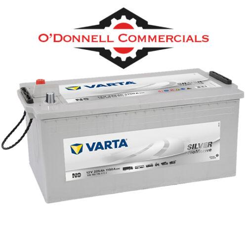 Heavy Duty Battery 625SHD Varta
