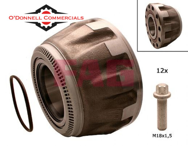 SAF Trailer Wheel Bearing Unit 564734