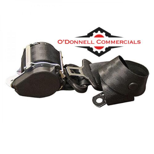 Truck Integral Seat Belt (Black) Scania/Volvo/Renault