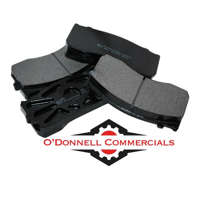 Brake Pads WVA29115 Set