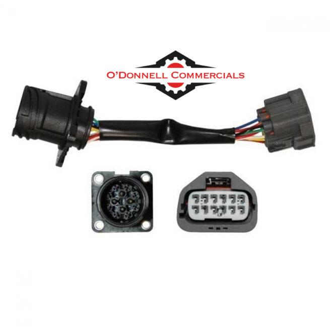 Volvo Headlamp Adaptor Lead - O'Donnell Commercials Truck & Trailer Parts Ireland VOLVO