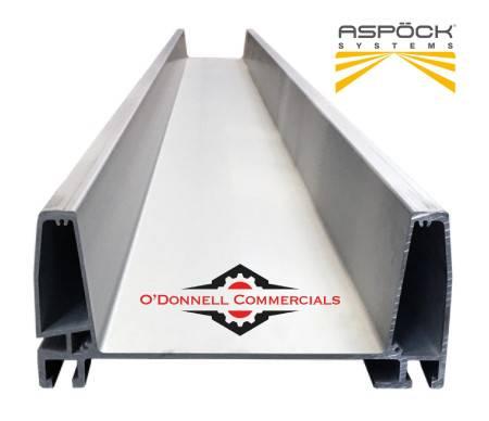 Aluminium Rear Lighting Bumper