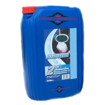 Coolant Antifreeze 2 Year Protection (Green) 20 Litre